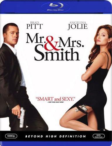 Мистер и миссис Смит / Mr. & Mrs. Smith (2005) BDRip 720p/DVD9