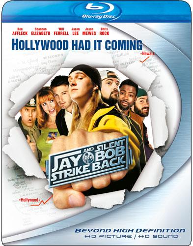 Джей и молчаливый Боб наносят ответный удар / Jay And Silent Bob Strike Back (Кевин Смит) [2001 г., комедия, приключения, HDRip]