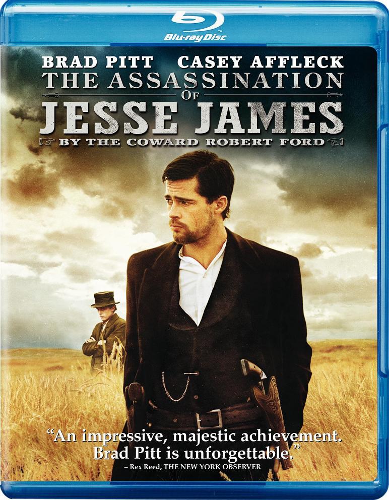 Убийство Джесси Джеймса / The Assassination of Jesse James by the Coward Robert Ford (Эндрю Доминик) [720p] [2007, Боевик, драма, вестерн, BDRip]