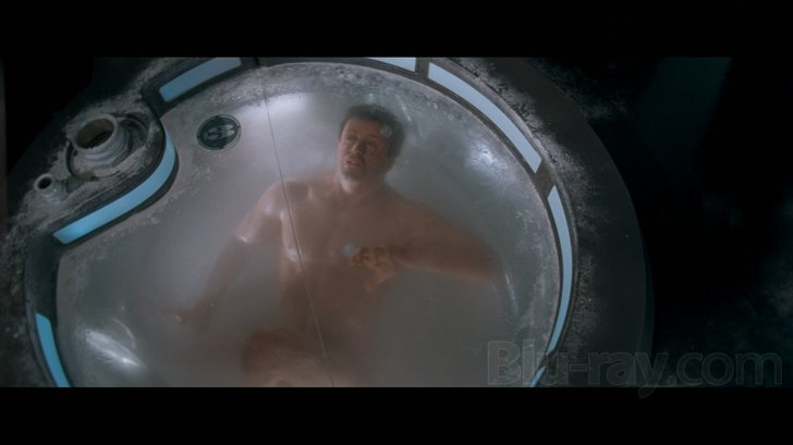Demolition Man Frozen Certainly formalities are