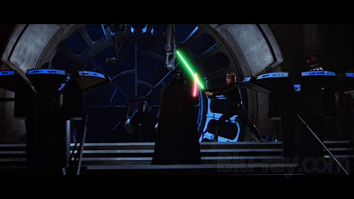 empire strikes back luke vs vader 1080p or 1080i